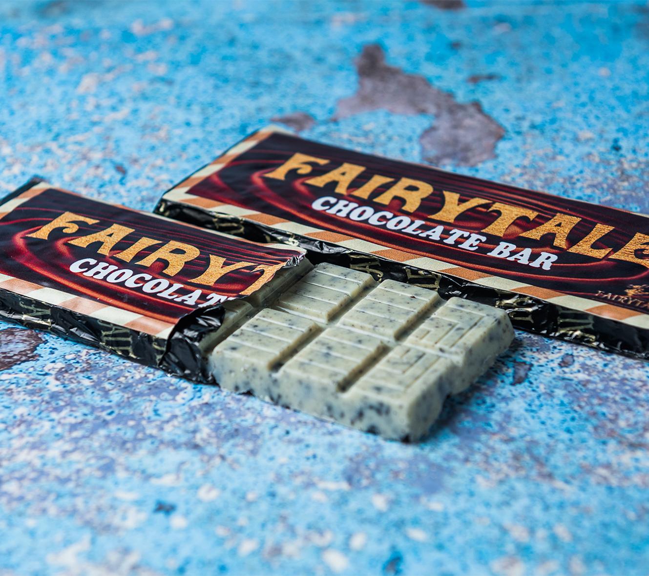 Σοκολάτα Fairytale με γεύση Cookies